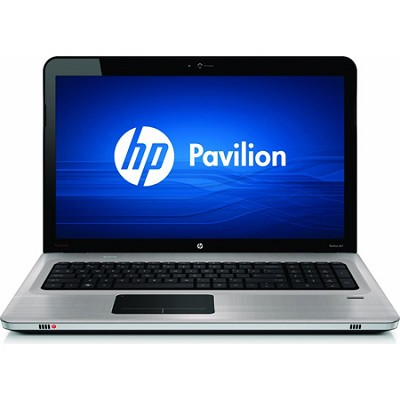 Pavilion 17.3` dv7-4280us Entertainment Notebook PC Intel Core i5-480M Processor