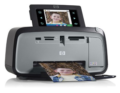 Photosmart A636 Compact Photo Printer - Open Box