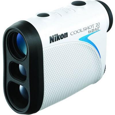 Coolshot 20 Golf Laser Rainproof Rangefinder 550 Yard 16200 Pro Scope New