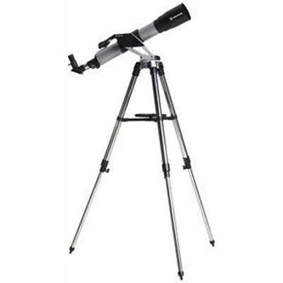 20218 - 70MM Altazimuth Refractor Telescope - OPEN BOX