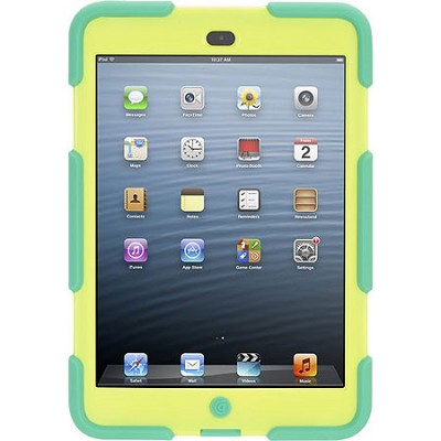 Survivor Case for iPad mini (Green/Yellow)