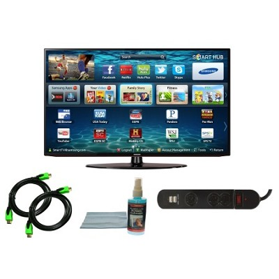 32 inch 1080p 60Hz Smart Wifi LED HDTV - Bundle