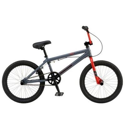 Menace 20` Dirt/Street BMX Bike - Grey