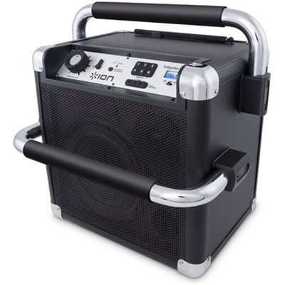 Job Rocker Heavy-Duty Wireless Bluetooth Sound System - Black - ***AS IS***