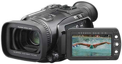 GZ-HD7 60-Gigabyte High-definition Hard Drive Camcorder