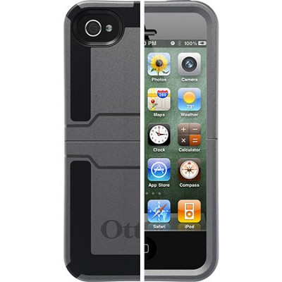 OB iPhone 4S Reflex - Gunmetal