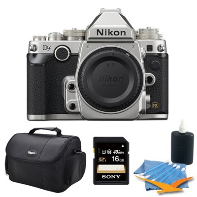 Df Full-Frame Digital SLR Camera Kit