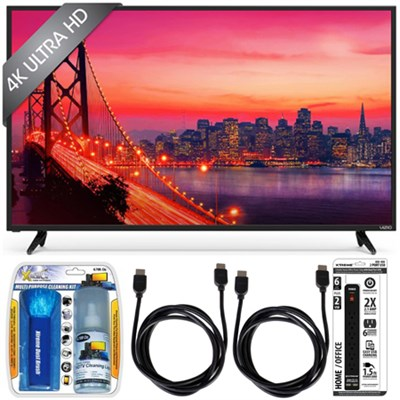 E70u-D3 - 70-Inch 4K SmartCast E-Series Ultra HD TV Home Theater Display Bundle