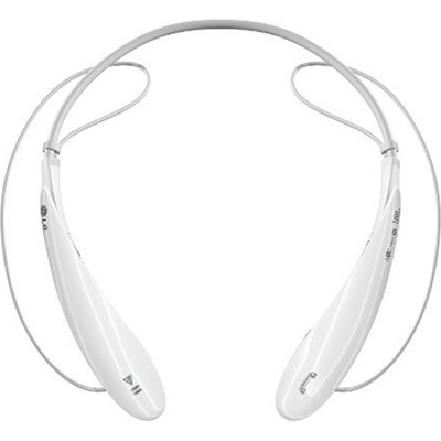 Tone Ultra HBS-800 Bluetooth Stereo Headset - Pearl White - OPEN BOX