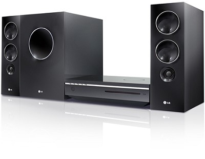 LFD790 - Compact Home Theater System