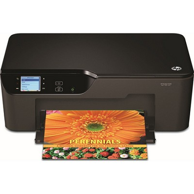 Deskjet DJ3520 Wireless Color Photo Printer with Copier