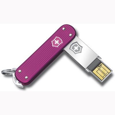 Alox 4GB Slim Flight Pink USB Drive (4.6171.25G4)