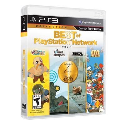 Best of PSN Vol 1  PS3