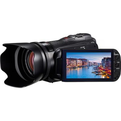 VIXIA HF G10 32GB Flash Memory 1080p HD Camcorder w/ 3.5` Touchscreen