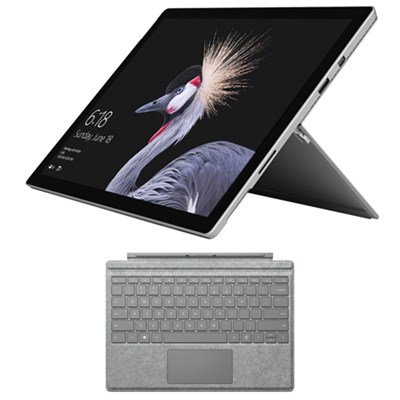 Surface Pro 12.3` Intel i7-7660U 16GB/1TB Touch Tablet+M1755 SignaType Cover