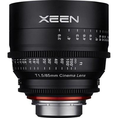 Xeen 85mm T1.5 Cine Lens for Canon EF Mount