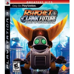 Ratchet & Clank Future: Tools of Destruction for Sony PS3