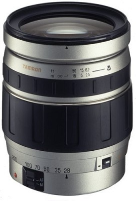 28-300mm AF F/3.5-6.3 LD ASP IF For Minolta Maxxum Silver Lense, USA Warranty