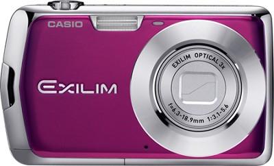 Exilim S5 10MP 2.7` LCD Digital Camera (Purple)