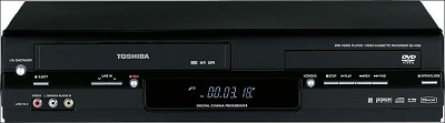 SD-V295 - DVD and VCR Combo Player