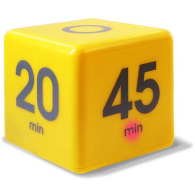 TimeCube - Yellow Simple Timer (DF-36)