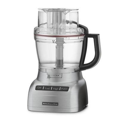 13-Cup Food Processor with Exact Slice System in Liquid Graphite - KFP1333QG