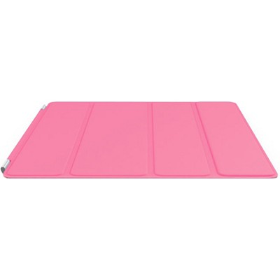 MC941LL/A iPad 2 Polyurethane Smart Cover  (Pink)