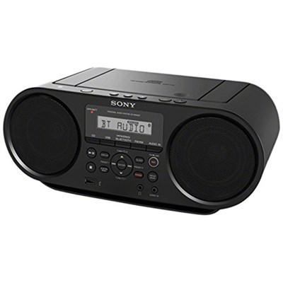ZS-RS60BT CD Boombox with Bluetooth, 4-Watt