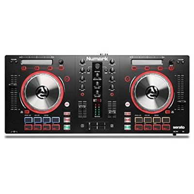 Mixtrack Pro 3 All-in-One Controller Solution for Serato DJ