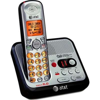 EL52100 DECT 6.0 Digital Cordless Answering System