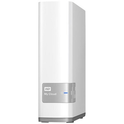 6TB My Cloud Personal NAS