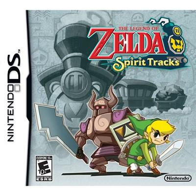 DS The Legend of Zelda: Spirit Tracks