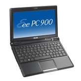 Eee PC 900 16G - Galaxy Black (Linux operating system)