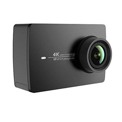 4K Sports and Action Video Camera (US Edition) Night Black (OPEN BOX)
