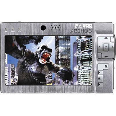 AV500 100GB Mobile Digital Video Recorder