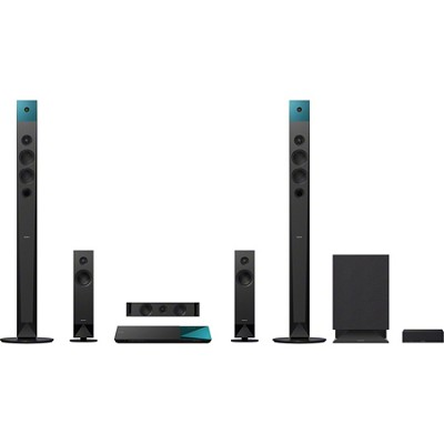 BDVN8100W - Blu-ray Home Theater System