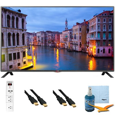 39LB5600 - 39-Inch Full HD 1080p LED HDTV Plus Hook-Up Bundle
