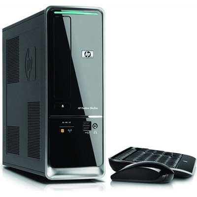 Pavilion Slimline s5710f Desktop PC AMD Athlon II 260 Dual-Core Processor