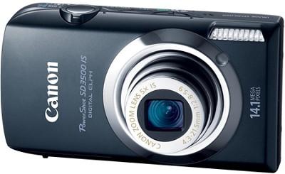 Powershot SD3500 IS 14.1 MP Digital ELPH Camera (Black)