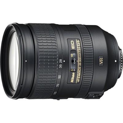 2191 - 28-300mm f/3.5-5.6G ED VR AF-S NIKKOR Lens for Nikon Digi SLR - OPEN BOX