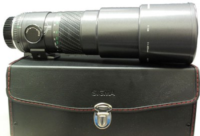 400mm f/5.6 for Contax - OPEN BOX
