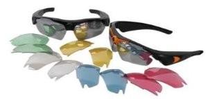 DVR Sunglasses w/ Micro SD Card Slot - OPEN BOX