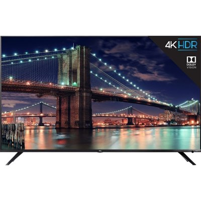 65R617 65` Class 6-Series 4K HDR Roku Smart TV