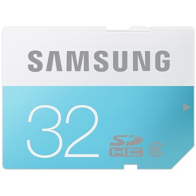 32GB SDHC Upto 24MB/s Class 6 Memory Card