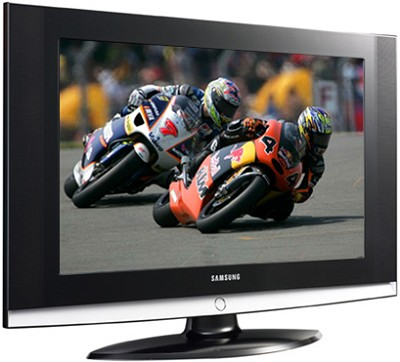 LN-S2641D 26` High Definition LCD TV (REFURBISHED)