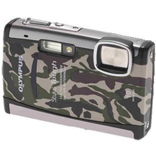 Stylus Tough 6000 10MP 2.7` LCD Digital Underwater(Camouflage) - REFURBISHED