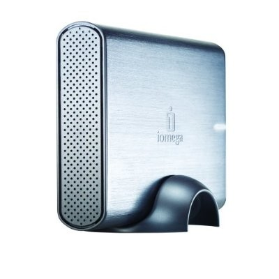Prestige 1 TB USB 2.0 Desktop External Hard Drive 34275