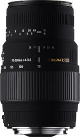 70-300mm F4-5.6 DL-M DG Lens (Motorized) for Nikon AF