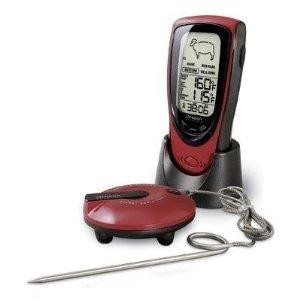 AW131 Grill Right Wireless Talking BBQ/Oven Thermometer