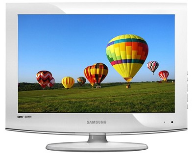 LN22A451 - 22` High Definition LCD TV (White) - OPEN BOX